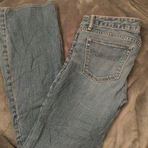 Gap 1969 size 26/2 sexy boot cut jean